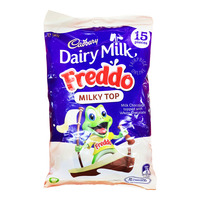 Cadbury Freddo Milk Chocolate Sharepack - Milky Top