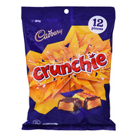 Cadbury Chocolate Sharepack - Crunchie