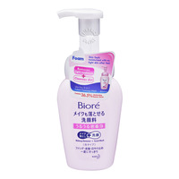 Biore Uru Uru 2 in 1 Instant Foaming Wash