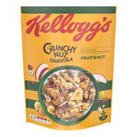 Kellogg's Crunchy Nut Oat Granola - Fruits & Nut