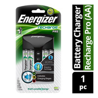Energizer Battery Charger - Recharge Pro (AA)