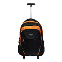 Slazenger Backpack Bag with Trolley