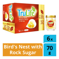 TruLife Bird's Nest with Rock Sugar