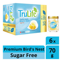 TruLife Premium Quality Bird's Nest - Sugar Free