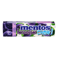 Mentos Incredible Chew! Candy - Grape