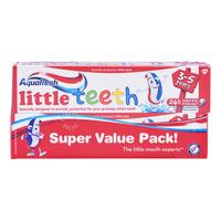 Aquafresh Toothpaste - Little Teeth (3 -5 Years)