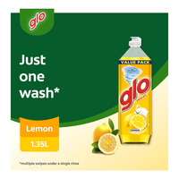 Glo Dishwashing Liquid - Lemon