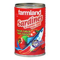 Farmland Sardines - Tomato Sauce with Chilli