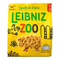 Bahlsen Leibniz Zoo Biscuits - Country (Spelt & Oats)
