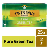 Twinings Teabags - Pure Green Tea