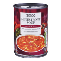 Tesco Soup - Minestrone