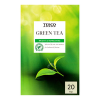 Tesco Tea Bags - Green Tea