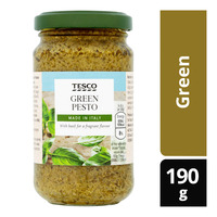 Tesco Pesto - Green