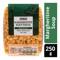 Tesco Pasta - Margheritine Soup