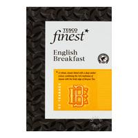 Tesco Finest Tea Bags - English Breakfast