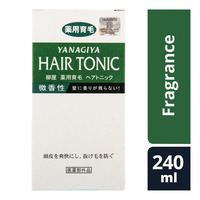 Yanagiya Hair Tonic - Fragrance