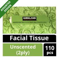 Kirkland Signature Facial Tissue - Unscented (2ply)