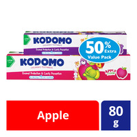 Kodomo Children Toothpaste - Apple