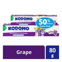 Kodomo Children Toothpaste - Grape