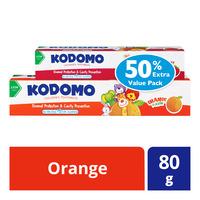 Kodomo Children Toothpaste - Orange