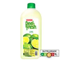 Marigold Peel Fresh Bottle Juice - Lime