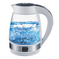 Morries Glass Kettle