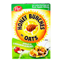 Post Honey Bunch Of Oats Cereal with Apple & Cinnamon Bunches