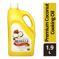 Medella Organic Premium Coconut Cooking Oil