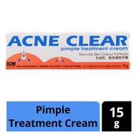 ICM Pharma Acne Clear Pimple Treatment Cream