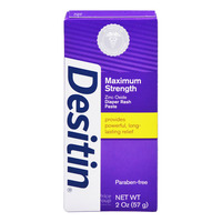 Desitin Zinc Oxide Diaper Rash Cream - Maximum Strength