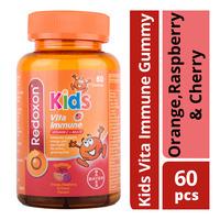 Redoxon Kids Vita Immune Gummy - Orange,Raspberry&Cherry