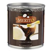 Merito Organic Coconut Cream