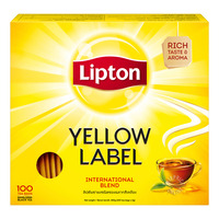 Lipton Yellow Label Tea Bags - International Blend