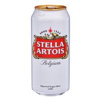 Stella Artois Premium Lager Can Beer