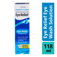 Bausch + Lomb Eye Relief Eye Wash Solution