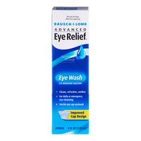 Bausch + Lomb Eye Relief Eye Wash Solution