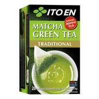 Ito En Matcha Green Tea Bags - Traditional