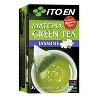 Ito En Matcha Green Tea Bags - Jasmine