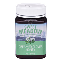 Sweet Meadow Creamed Clover Honey