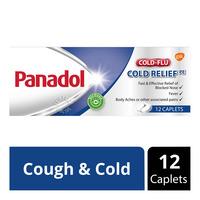 Panadol Cold Relief PE Caplets