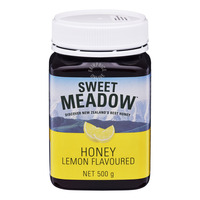 Sweet Meadow Honey - Lemon