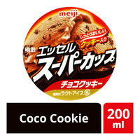 Meiji Ice Cream Mini Cup - Coco Cookie