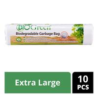 Bio Green Biodegradable Garbage Bag - XL