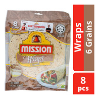 Mission Wraps - 6 Grains