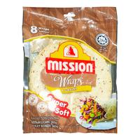 Mission Wraps - 6 Grains