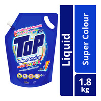Top Concentrated Liquid Detergent Packet - Super Colour
