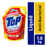 Top Concentrated Liquid Detergent Packet - Anti-Bacterial