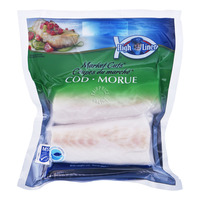 High Liner Frozen Cod Loins