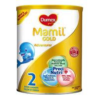 Dumex Mamil Gold Follow On Milk Formula - Step 2 850G