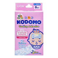 Kodomo Cooling Adhesive - For Babies